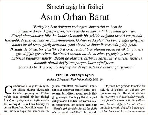 Asım Orhan Barut Ana Sayfa